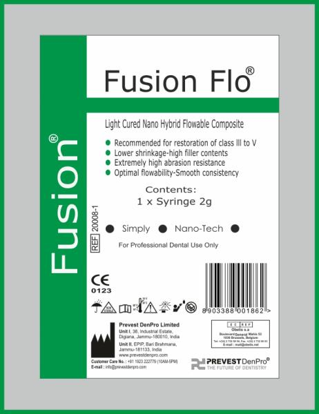 Fusion Flo Trial Pack