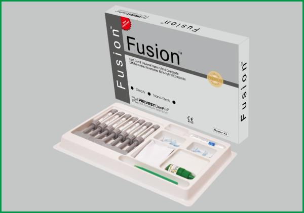 FUSION UNIVERSAL COMPOSITE COMBO KIT  (7X4)