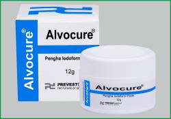 ALVOCURE/DRY SOCKET PASTE//PREVEST Direct a Unit of Prevest DenPro Ltd.(E-Dental Mart)