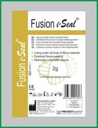 FUSION I SEAL/CEMENTS & LINERS //PREVEST Direct a Unit of Prevest DenPro Ltd.(E-Dental Mart)