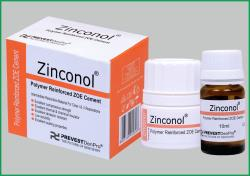 ZINCONOL/CEMENTS & LINERS //PREVEST Direct a Unit of Prevest DenPro Ltd.(E-Dental Mart)