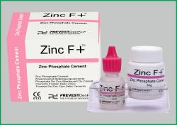 ZINC F+/ CEMENTS & LINERS//PREVEST DIRECT a Unit of Prevest DenPro Ltd.(E-Dental Mart)
